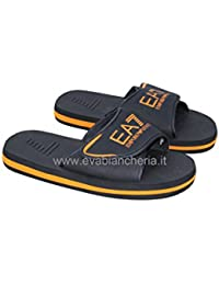 2333922a944f5 Amazon.fr   Emporio Armani - Sandales   Chaussures homme ...
