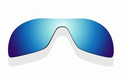 Sunnyblue2 Ice Blau Polarisierte Ersatz Gläser für Oakley Antix Sonnenbrille