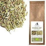 EDEL KRAUT   BIO Fenchel süss ganz - Premium Tee & Gewürz - organic fennel sweet 100g