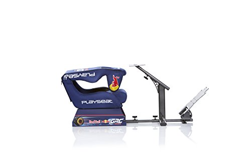 PLAYSEAT - RRC.00152 - Playseat® EVOLUTION RedBull GRC - Siège simulation de course - 130 x 50 x 98 cm - Noir 7