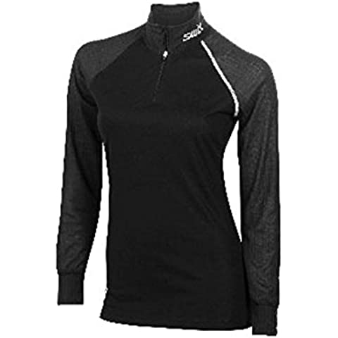 Swix Racing Pro Fit Body Wear Turtle Neck Women – Manga Larga De Esquí Unterhemd gr s