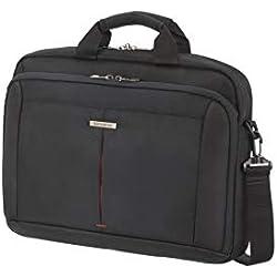 "Samsonite 125046812 maletines para portátil 39,6 cm (15.6"") Maletín Negro - Funda (Maletín, 39,6 cm (15.6""), 570 g, Negro)"
