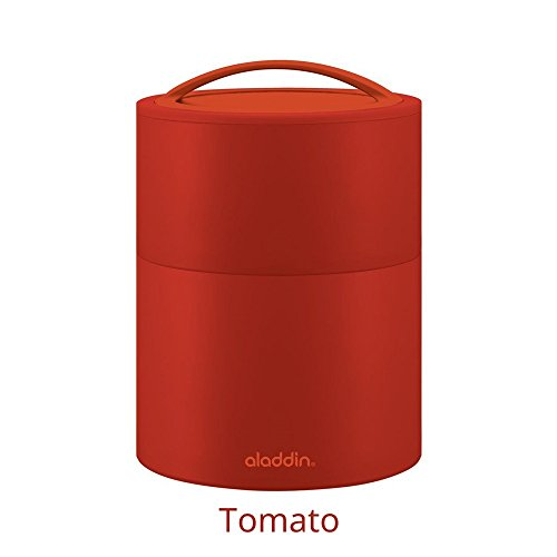 Aladin 135023 BENTO LUNCH BOX 0,95L ROUGE Plastique, Tomato