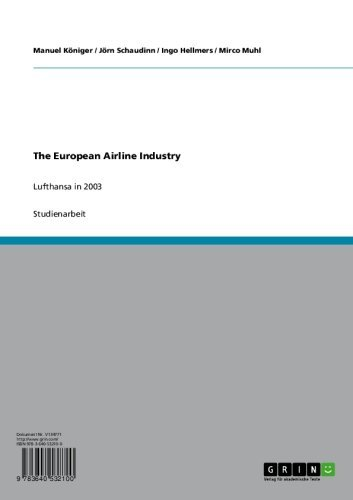 the-european-airline-industry-lufthansa-in-2003