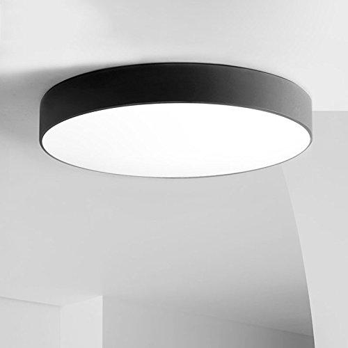 Mission Deckenleuchte (FYios LED-Deckenleuchten , Beleuchtung für Badezimmer, Küche, Flur, Büro, Korridor, Flush Deckenleuchte , Bad Deckenleuchte , Qualität,)