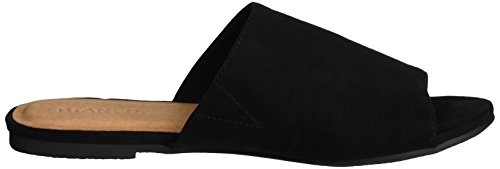 Bianco Damen Trend Pantolette 21-49118 Schwarz (Black)