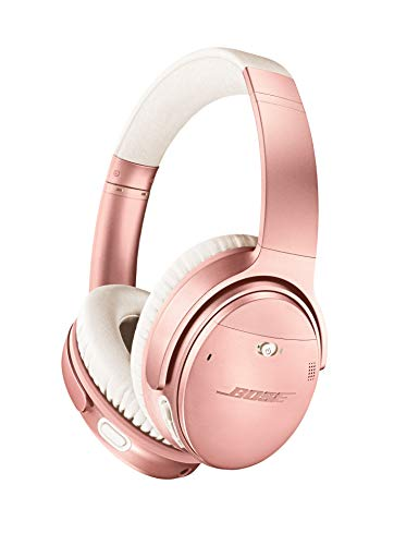 Bose Quiet Comfort 35 II Wireless Headphone (Rose Gold)