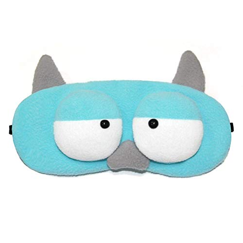 Shading simple eye mask, summer cartoon ice bag sleeping goggles A7