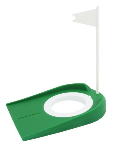 On Par Putting cup avec drapeau
