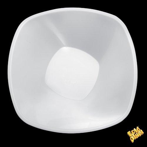 Insalatiere - ciotole grandi pp 3000cc 28cm cfz 3pz (bianco)