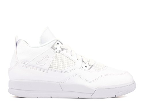 JORDAN 4 RETRO BP (TD) 'PURE MONEY' - 308499-100 - SIZE 11 - US Size (Air Jordan 11 Baby-schuhe)
