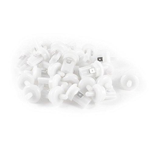 -ca-250-v-25-a-2-pin-freezer-nc-radio-shack-spst-interruttore-momentaneo-10-porte