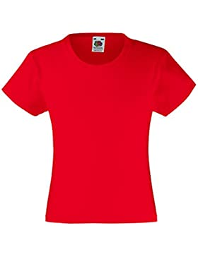 Fruit of the Loom -T-shirt  Bambine e ragazze