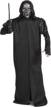 Harry Potter Todesser-Kostüm, Einheitsgröße in Standardausführung (Harry Potter Todesser Kostüm)