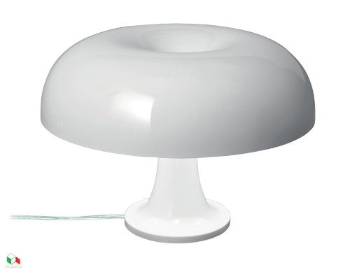 Artemide NESSINO Lampe DE Table Blanc