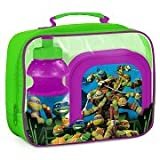 Best Teen Lunch Boxes - Teenage Mutant Ninja Turtles (101396) Children's Set Pausentasche Review