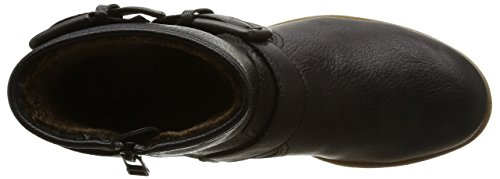 Esprit Jada 105ek1w001, Damen Stiefel Schwarz (001 Black)