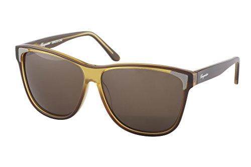 Schöne Marken Sonnenbrille für Damen von Burgmeister mit 100% UV Schutz | Sonnenbrille mit stabiler Polycarbonatfassung, hochwertigem Brillenetui, Brillenbeutel und 2 Jahren Garantie | SBM203-242