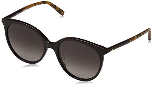 Max Mara Damen MM TUBE II 3X I7Q 54 Sonnenbrille, Brown Ivory/Pink Ds