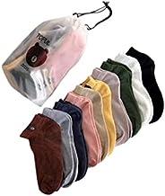 Women's Socks - Thin Ankle Lightweight Socks - 1 bag - 10 p