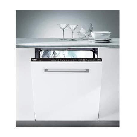 Candy CDI2DS36-47 lave-vaisselle Entièrement intégré 13 places A++ - Lave-vaisselles (Entièrement intégré, Taille maximum (60 cm), Noir, Condensation, panier, 13 places)