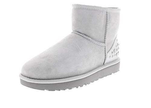 UGG - Stivali MINI STUDDED BLING - grey violet, Dimensione:42 EU