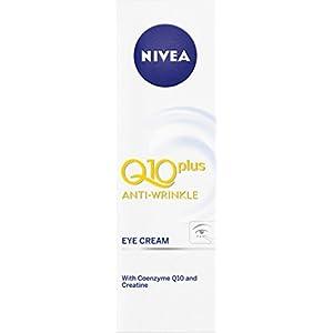 NIVEA Visage Antiarrugas Q10 Plus Crema de Ojos 15ml [Cuidado Personal]