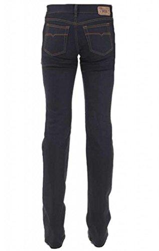 Diesel Bootzee 0069h regelmäßige slim Bootcut Jeans-Mai