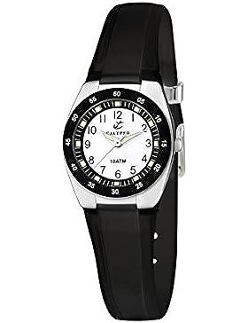 Calypso watches Unisex-Armbanduhr Analog Kautschuk K6043/F