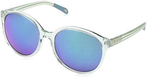 Fossil Unisex-Kinder Sonnenbrille Fos 2020/S, Blau (Blue), 57 (Fossil Damen Sonnenbrille)