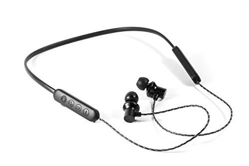 MusicMan ANC In-Ear Kopfhörer BT-X42 Active Noise Cancellation Geräuschunterdrückung & Freisprechfunktion Bluetooth Nackenbügel Headset in-Ear Bluetooth Headset Noise Cancellation