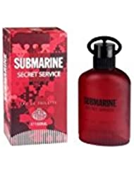 Real Time Eau de Toilette pour Homme Submarine Secret Service 100 ml