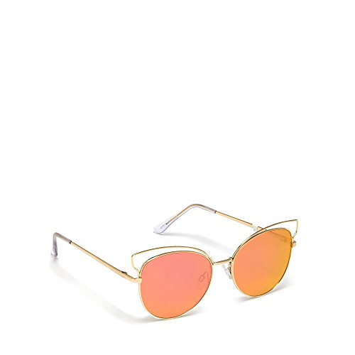 floozie-by-frost-french-womens-gold-cat-eye-sunglasses