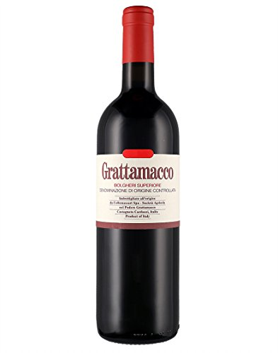 Bolgheri DOC Superiore Grattamacco Grattamacco 2015 0,75 L
