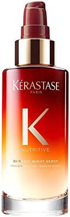 KERASTASE Nutritive 8H Magic Night Serum, 3.04 Ounce