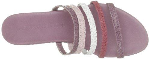 Melvin & Hamilton Sandra 42 Sandra 42 Damen Sandalen Violett (Purpura/Pinky/White/Rosa/Purpura) Kxcy5NW7L1