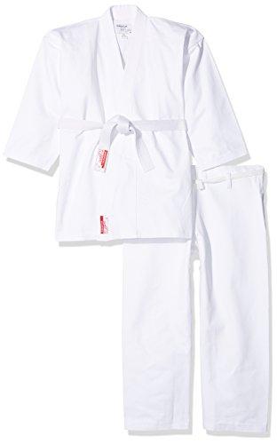 DEPICE Anzug Karateanzug, Weiß, 180 cm