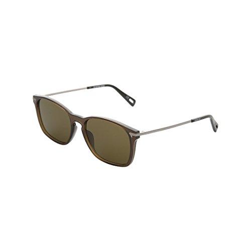 G-star Raw Accessoires (G-Star Herren Acetate Wayfarer Sonnenbrille (Einheitsgröße) (Sattelbraun))