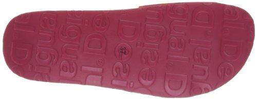 DESIGUAL Beach Bio 4 42HS5363036 Damen Sandalen/Fashion-Sandalen Rot (ROJO CLAVEL)