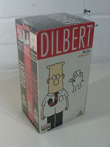 Click for larger image of Dilbert: Complete Season 1 [VHS] [1999]