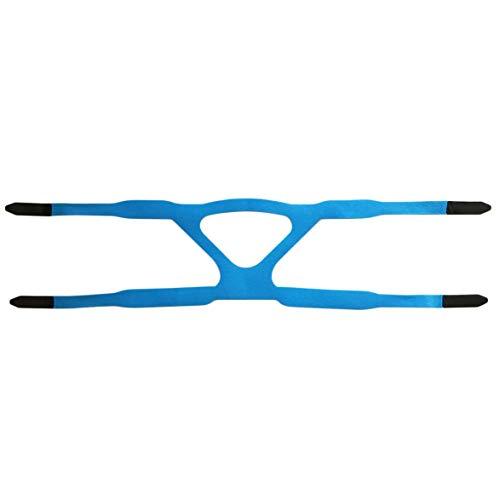 Kongqiabona Universal Headgear Comfort Gel Vollmaske Sichere Umwelt Ersatz CPAP Kopfband Ohne Maske Geeignet Für PHILPS -