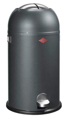 Mülleimer Standard Küche (Wesco 184 631-13 Abfallsammler Kickmaster graphit)