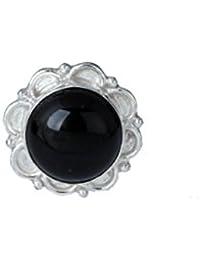 Waama Jewels Fashion Rings Traditional & Ethnic Finger Oxidised Fashion Stylish Ring Agate Stone For Women & Girls...