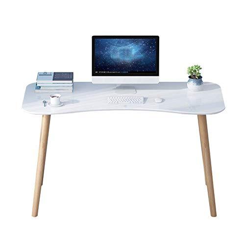BHDYHM Klappbarer Laptop-Tisch Schreibcomputer Notebook Schreibtisch Moderner, einfacher, industrieller Stil TV-Tablett Bett Sofa Side Study Table -