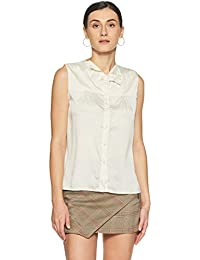 bYSI Women's Button Down Shirt