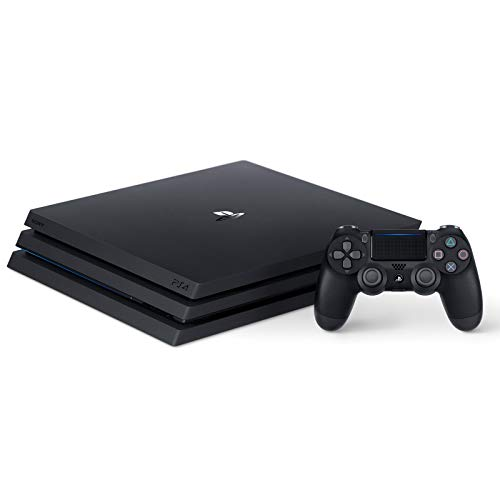 Sony PS4 Pro 1TB Negro 1000 GB Wifi - Videoconsolas (PlayStation 4 Pro, Negro, 8196 MB, GDDR5, GDDR5, AMD Jaguar)