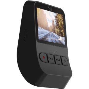 """YI Telecamera per Auto 1080p/30fps Dash Camera WiFi Mini Dash Cam per Auto LCD Schermo 2"""",Sensore 3-assi Regolabile IntegratoLente,Grandangolo da 140°,Visione Notturna,Registrazione d'Emergenza"""