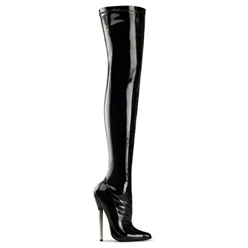 Heels-Perfect , Coupe fermées femme Noir - Noir