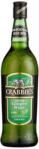 Crabbies Green Ginger Wine, 70 cl