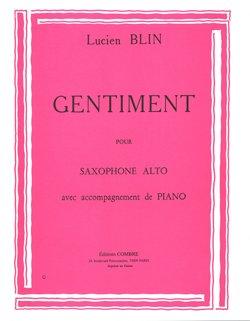 Gentiment - Saxophone et Piano